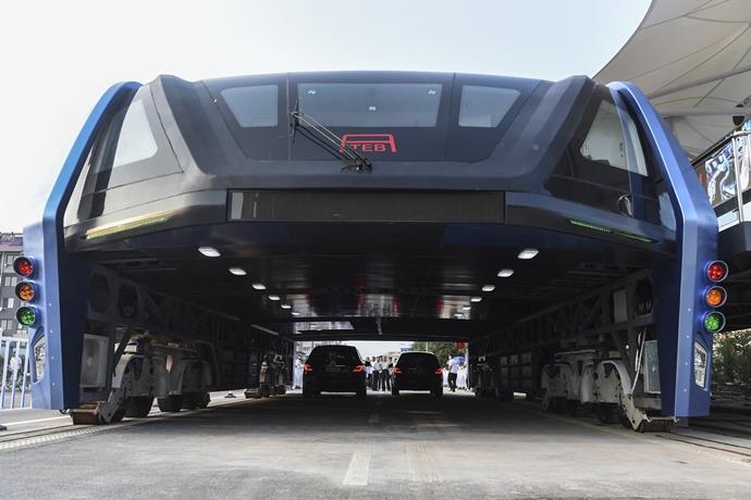 Autobuses China