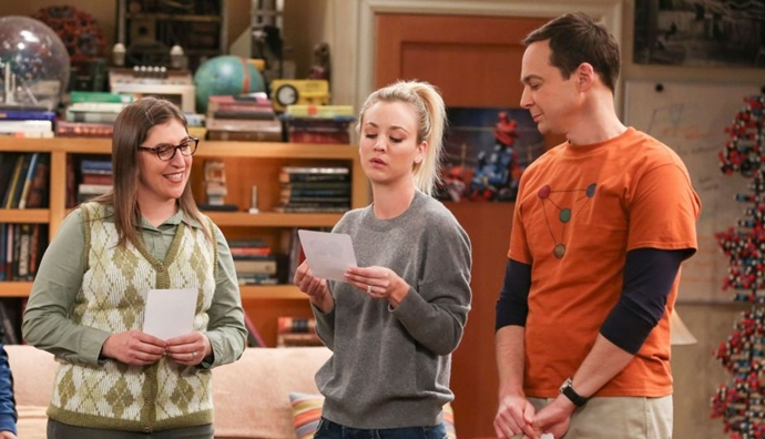 The Big Bang Theory continua