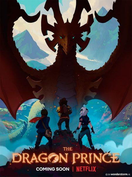 The Dragon Prince anime