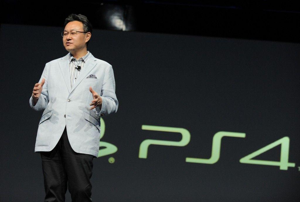 Shuhei Yoshida, SCE President