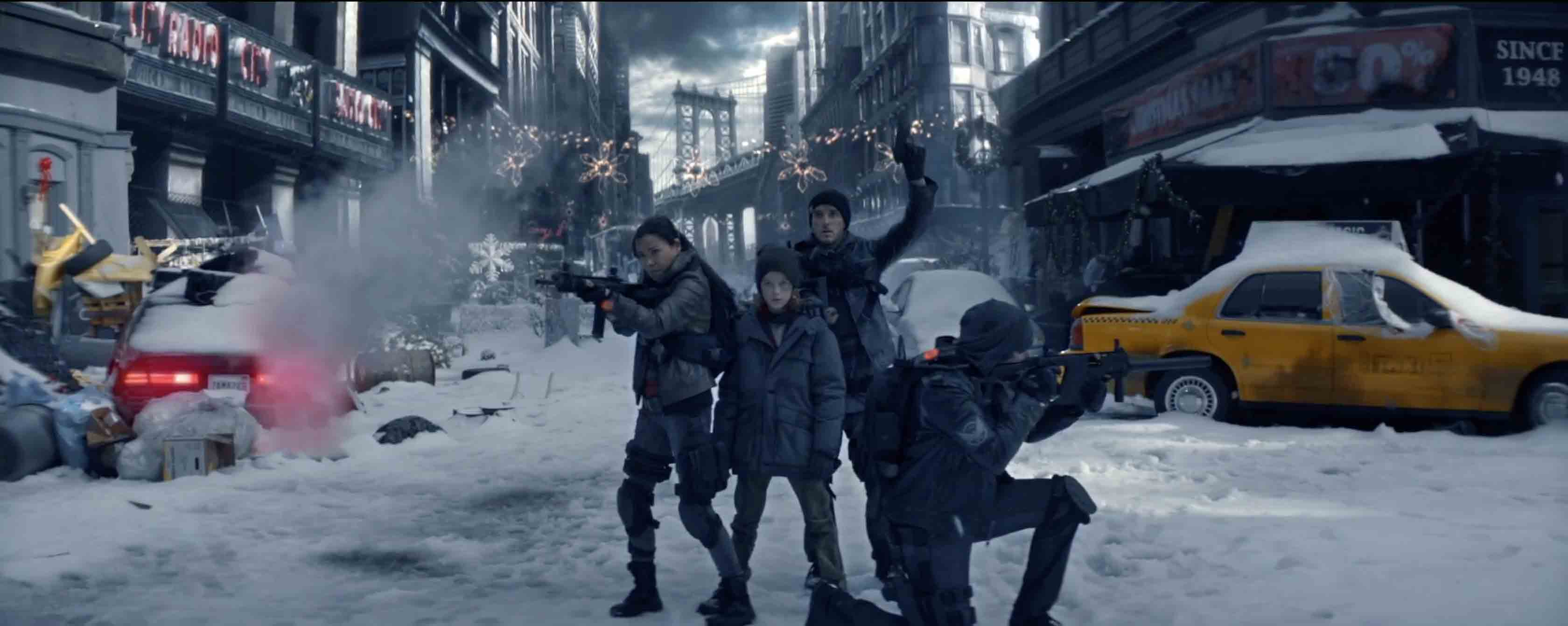 Live-Action Tom Clancy The Division Series