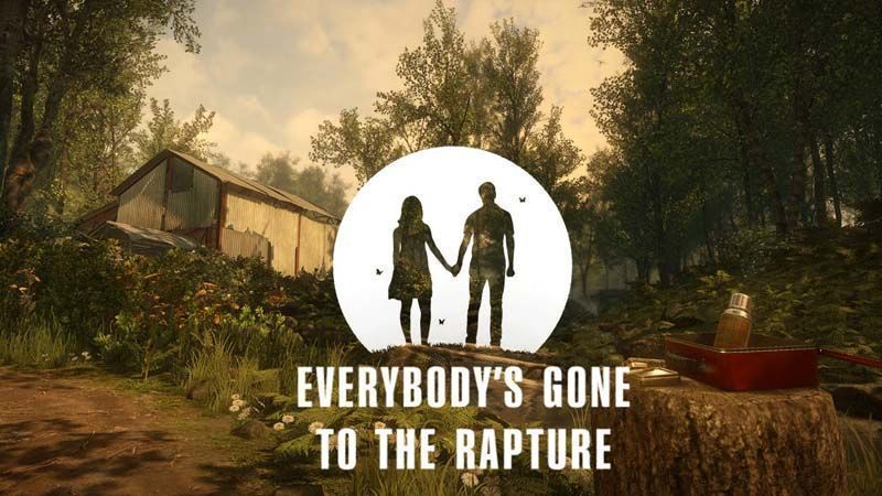 EVERY BODY'S GONE TO THE RAPTURE PC