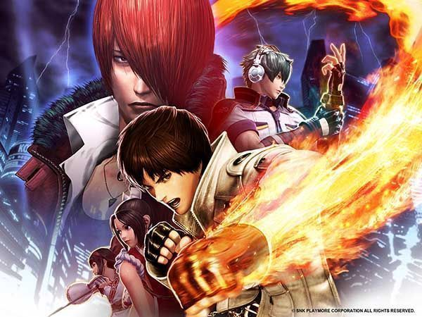 THE-KING-OF-FIGHTERS-XIV-CARATULA