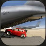 Car Transport Airplane Pilot