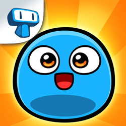 My Boo - Virtual Pet with Mini Games for Kids, Boys and Girls