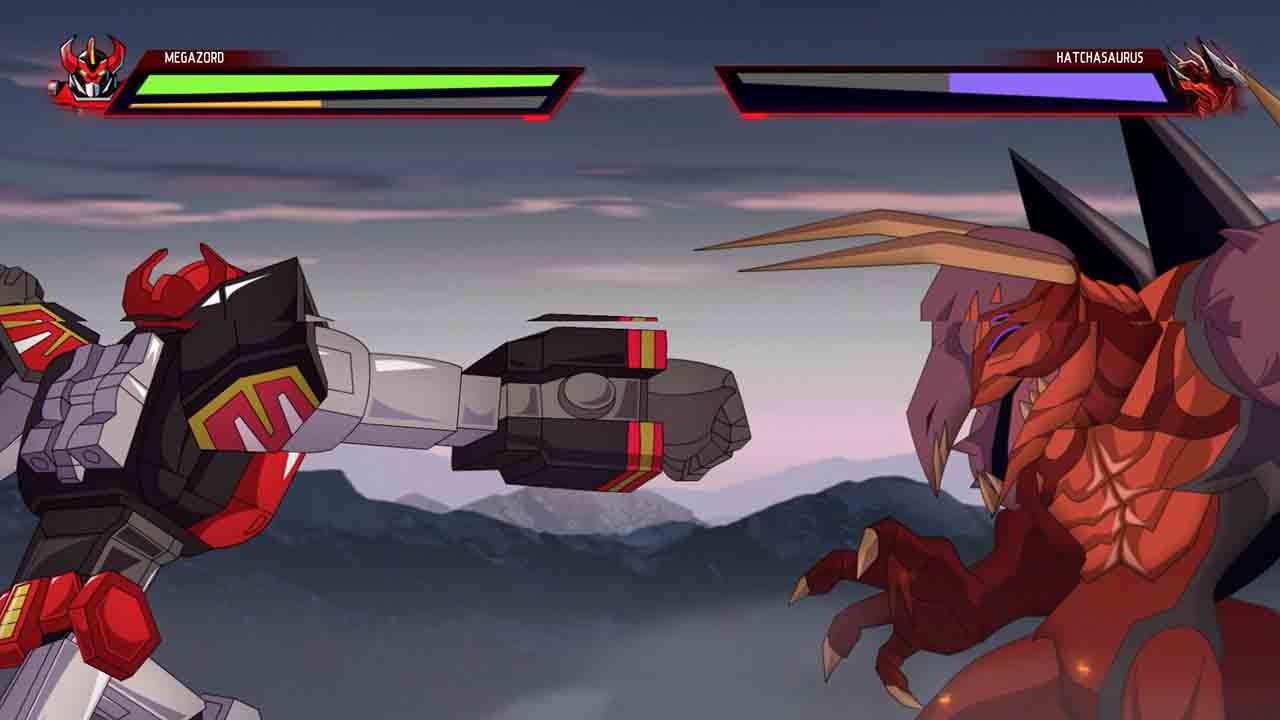 Power Rangers Mega Battle Screenshot 4