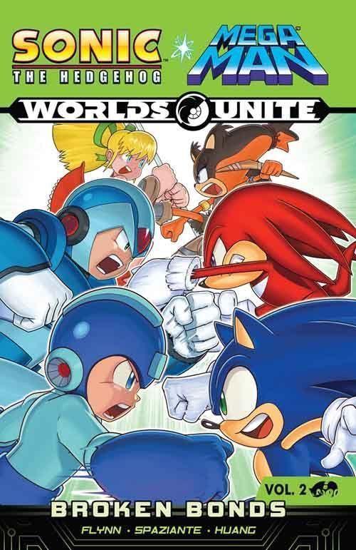 Sonic/Megan Man: Worlds Unite
