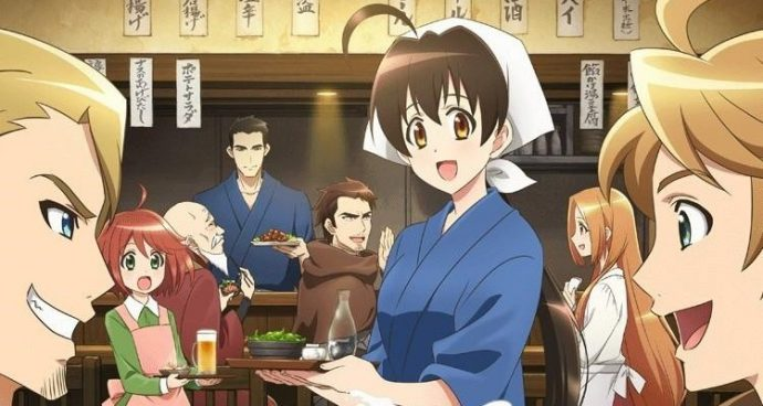 Anime Izakaya Nobu