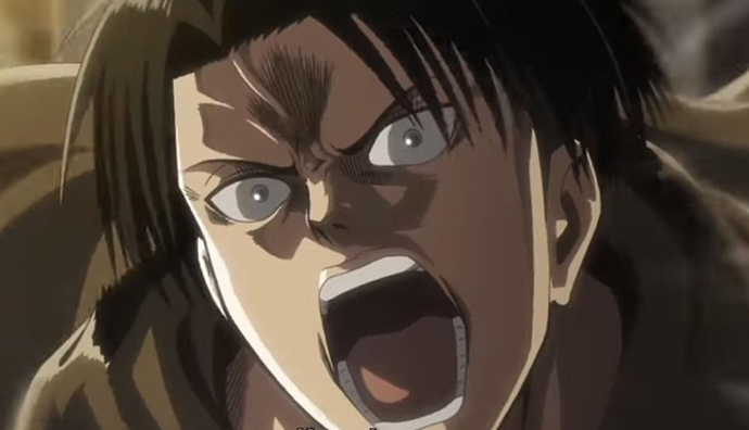 Shingeki no Kyojin capitulo 1