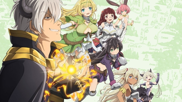 Isekai Maou to Shoukan no Dorei Majutsu anime