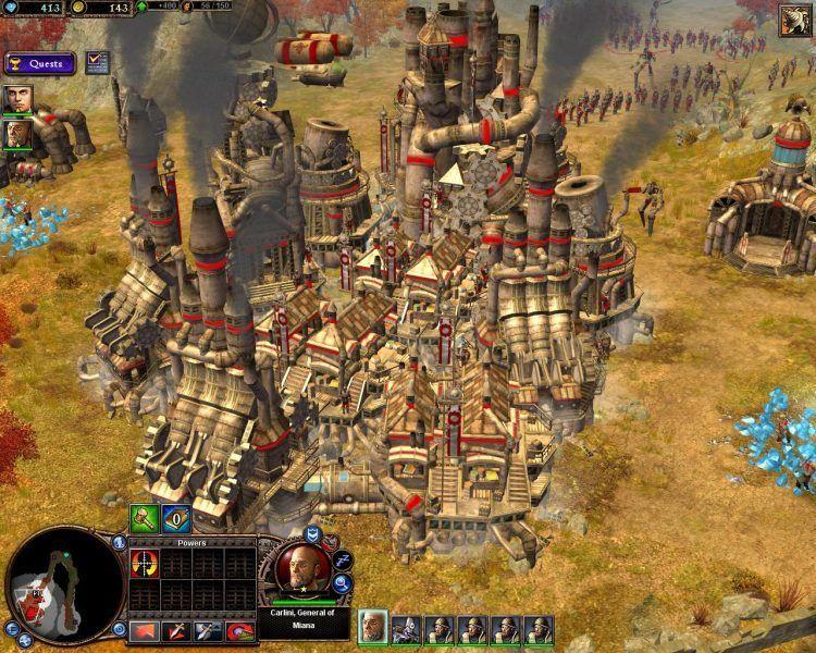 Videojuegos Steampunk