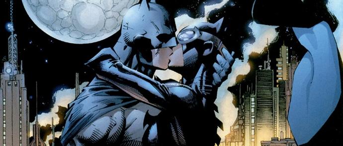 Batman y Catwoman