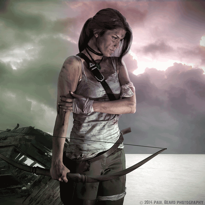 Cosplay de Tomb Raider