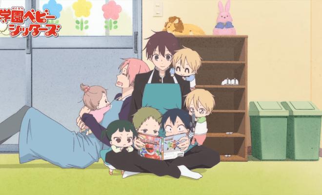 Gakuen Babysitters VS Miira no Kaikata