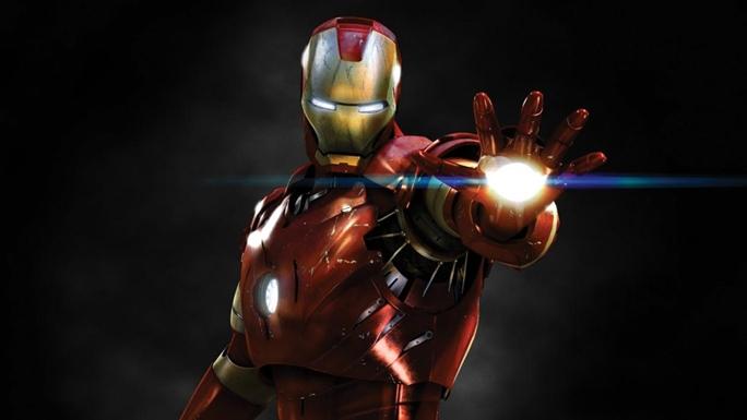 armadura Iron Man