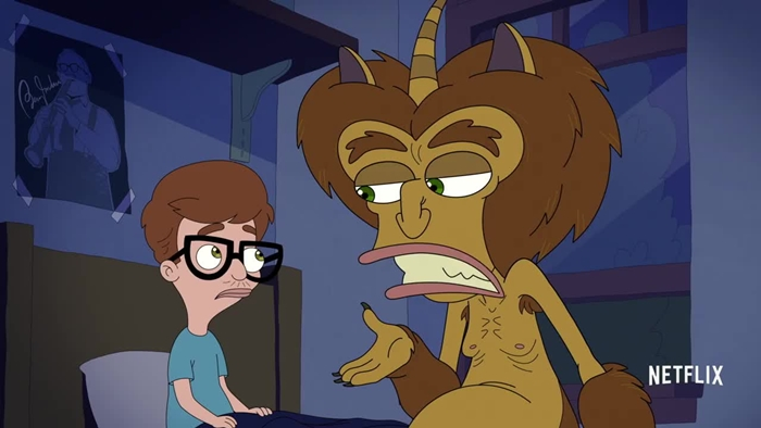 Big Mouth Critica