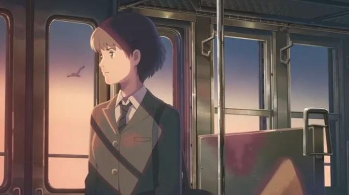 Anuncio Makoto Shinkai