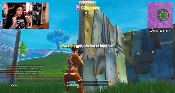 Torneo Fortnite