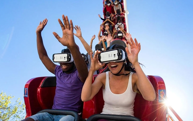 parque realidad virtual