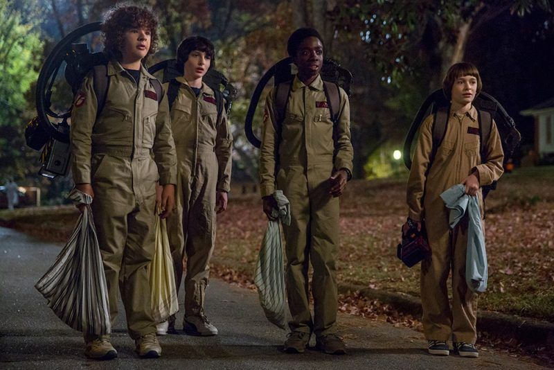 Stranger Things 2 Review capitulo 1