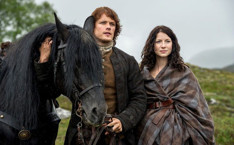 Outlander confirmo 5ta temporada