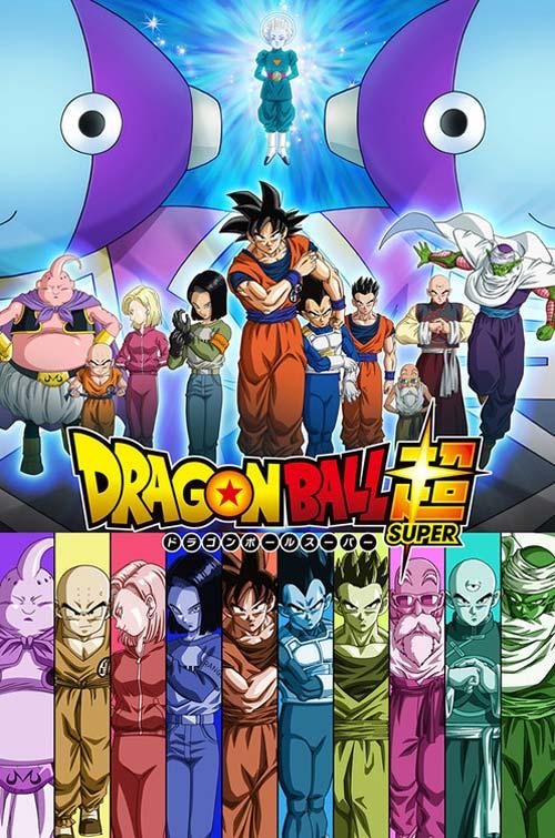 Dragon ball super 71 y Universe Survival