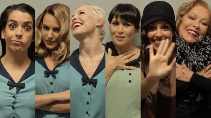Las Chicas del Cable tráiler 3 temporada estreno