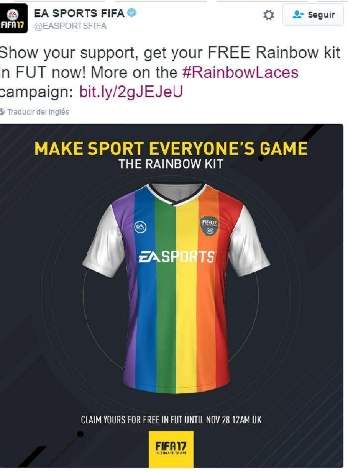 FIFA 17 formaría parte de los videojuegos prohibidos