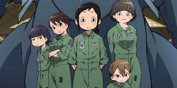 Dragon Pilot: Hisone y Masotan