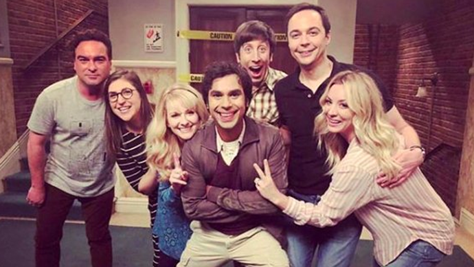 final The Big Bang Theory