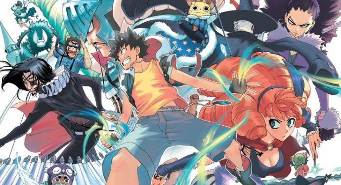 Radiant anime estreno