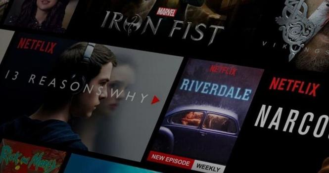 Netflix superando