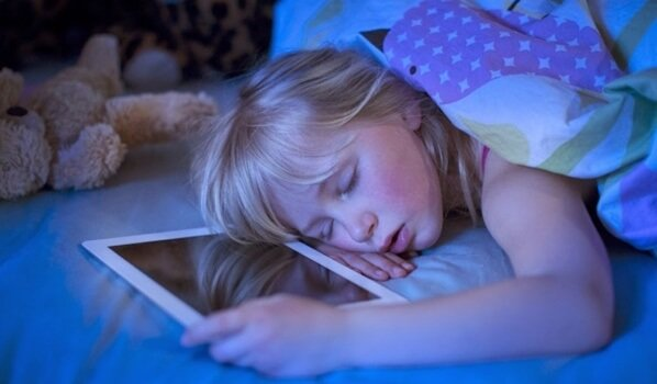 Insomnio tecnológico