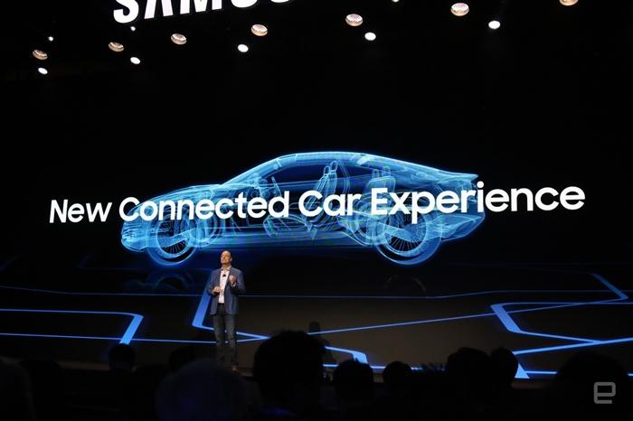 CES 2018 Samsung