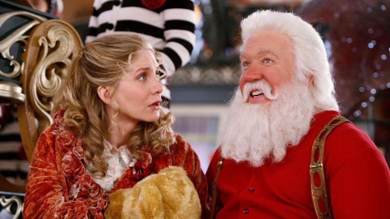 Santa Clausula/Navidad