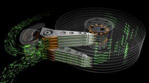 velocidad de los discos duros