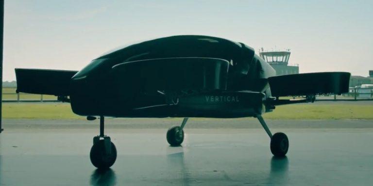 Taxis voladores ¡Olvídate del asfalto y piensa en volar a tu destino!