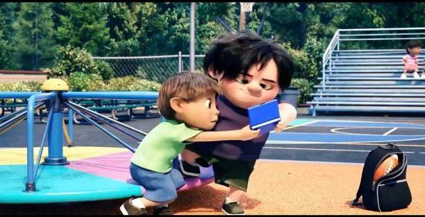 Pixar contra el bullying